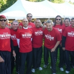 Twin Dragon East Kickboxing - Terry Fox Run 2010