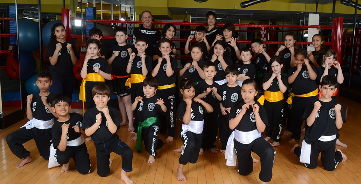 Twin Dragon East Kickboxing - KIDS
