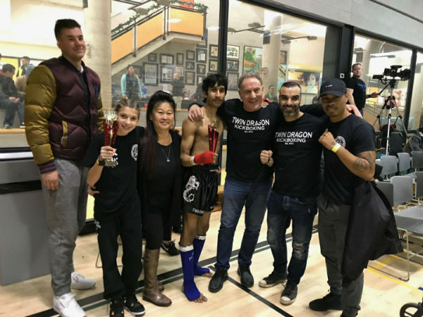 Twin Dragon East Kickboxing - K1 Tournament 2017