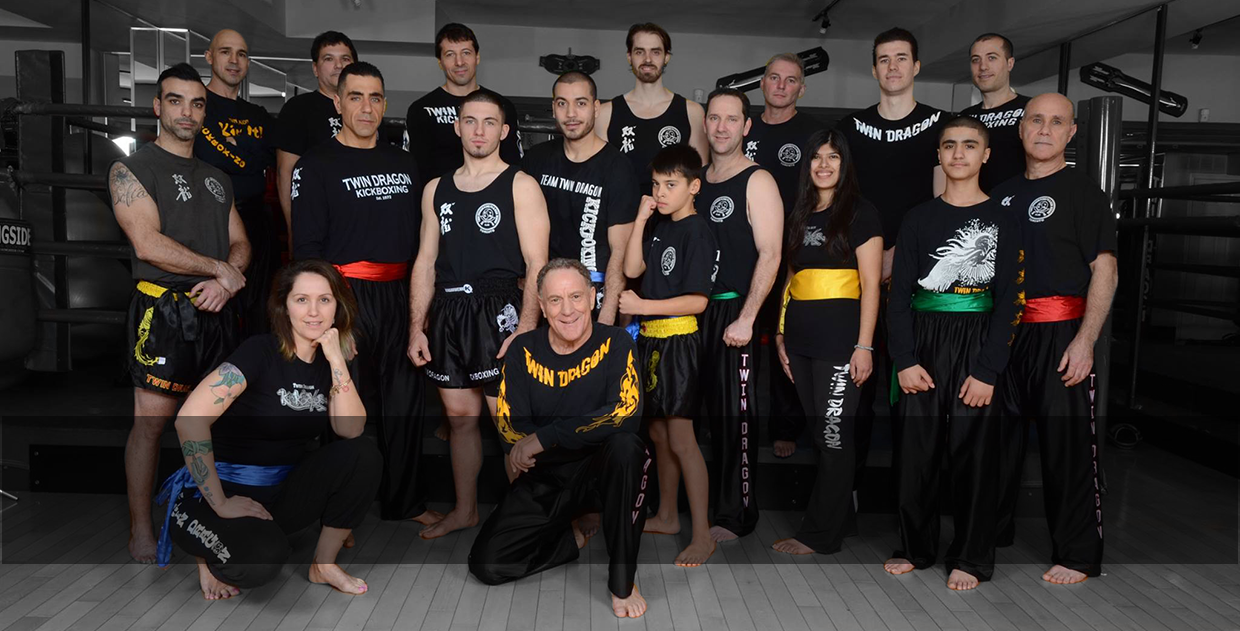 Twin Dragon East Kickboxing - Learn from the best